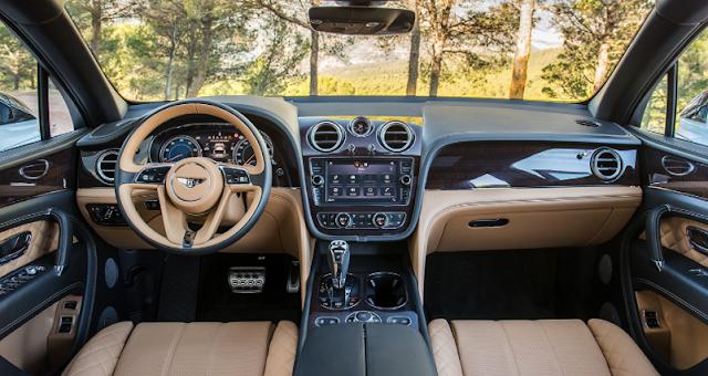 2017 Bentley Bentayga vs. 2016 Land Rover Range Rover SVAutobiography