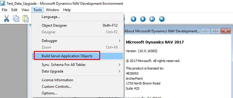 dynamics nav 2017 installation guide