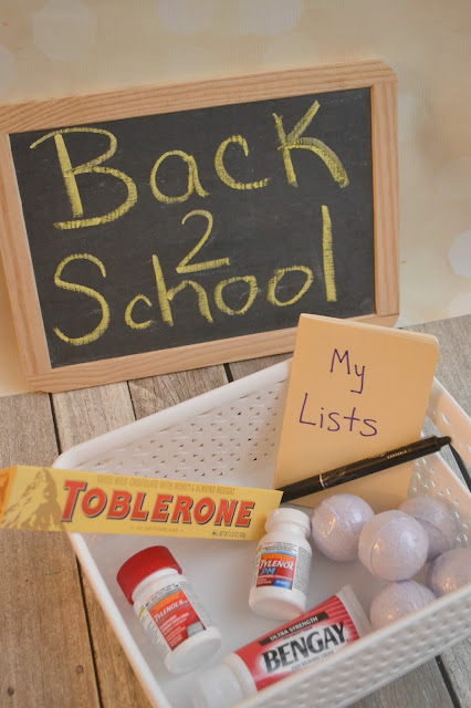 Back-To-School Kit for Parents, Back-To-School Kit