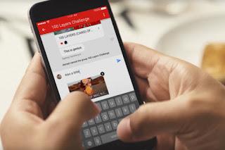 YouTube tests renamed tabs focused on messaging