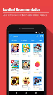 CareFully Selected The Most Popular Games And Apps For You