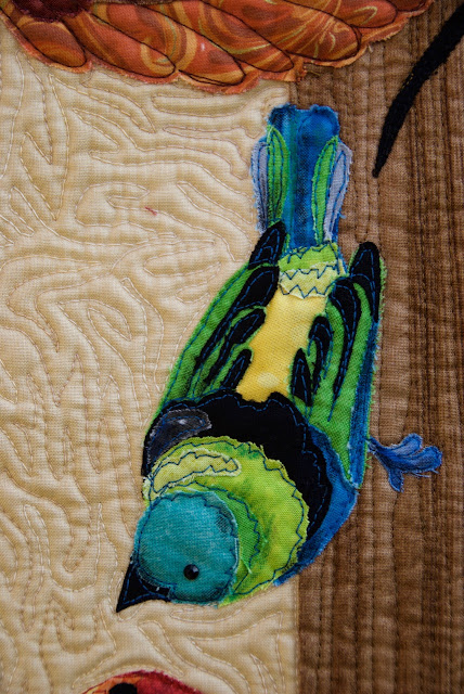 quilted tanager
