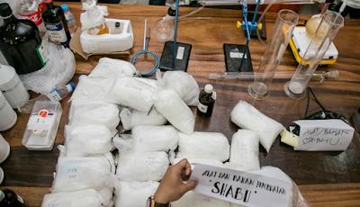 Ketika Pembeli Narkoba Terjebak di Rumah Bandar di Aceh Tamiang