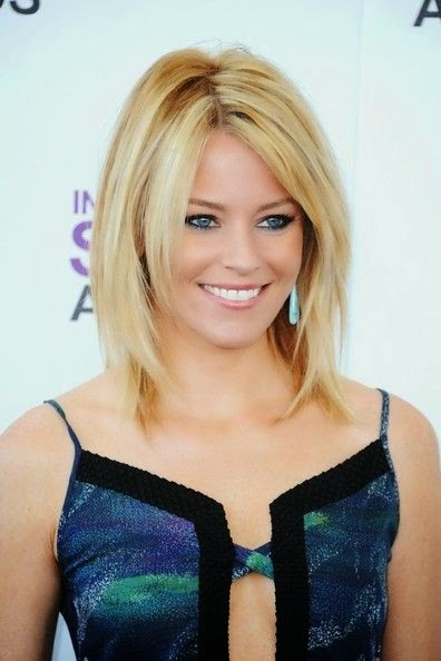 feathered hairstyles for medium length hair Medium Layered Hairstyle Hairii}