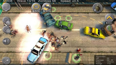 Zombie Defense v11.6 Apk Mod (Money)