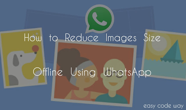 Compress Image Offline in Android