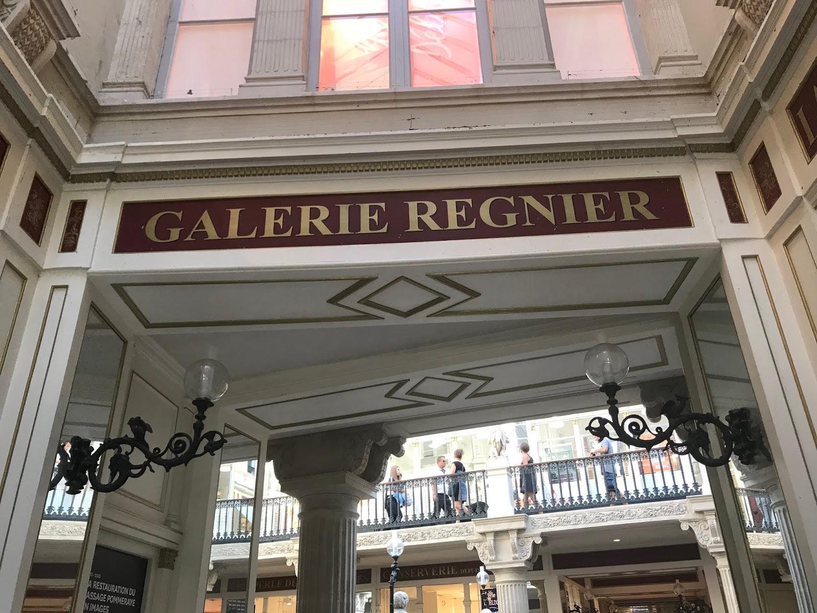 galerie regnier