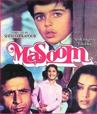 Masoom (1983) Hindi 720p WEB-DL 990MB
