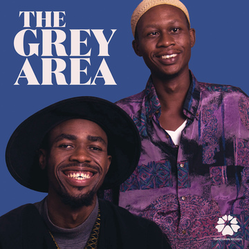 """""""The Grey Area"""" EP by 3rty & Kid Marley"""