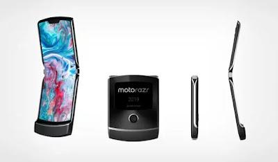 Motorazr Foldable Phone 2019