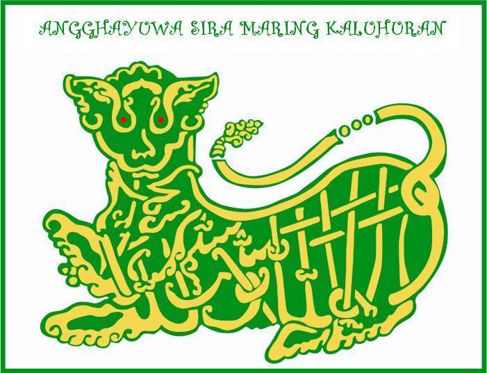 Gambar Logo Macan Ali Kabupaten Cirebon Bendera Macan Ali Simbol Kebesaran Kerajaan Cirebon