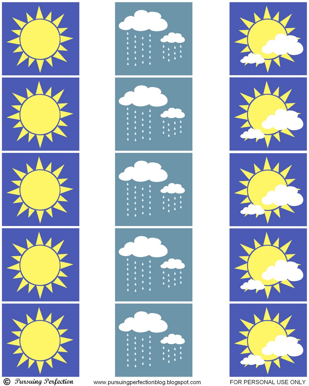 Weather Worksheet New 849 Weather Chart Printables For