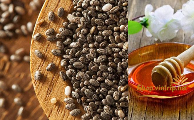 Mỗi ngày uống 1 thìa hạt chia trộn với mật ong: Hơn cả thuốc bổ mà lại không tác dụng phụ