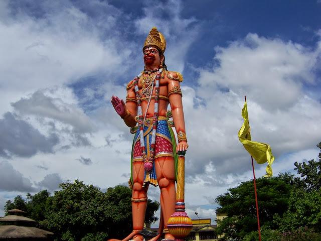 Hanuman Vatika Rourkela (Odisha Tourist Place)