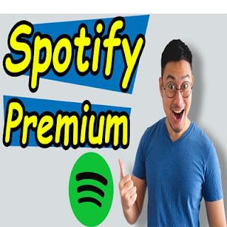 طريقة الحصول علي حسابات Spotify Premium