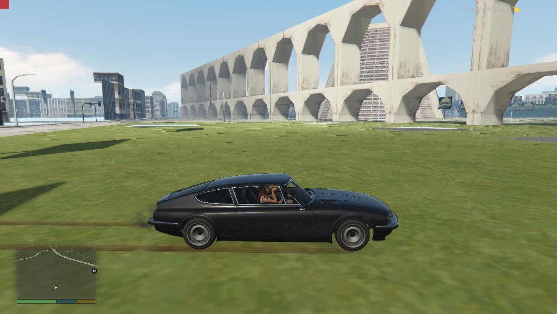 Fivem Driving Mod