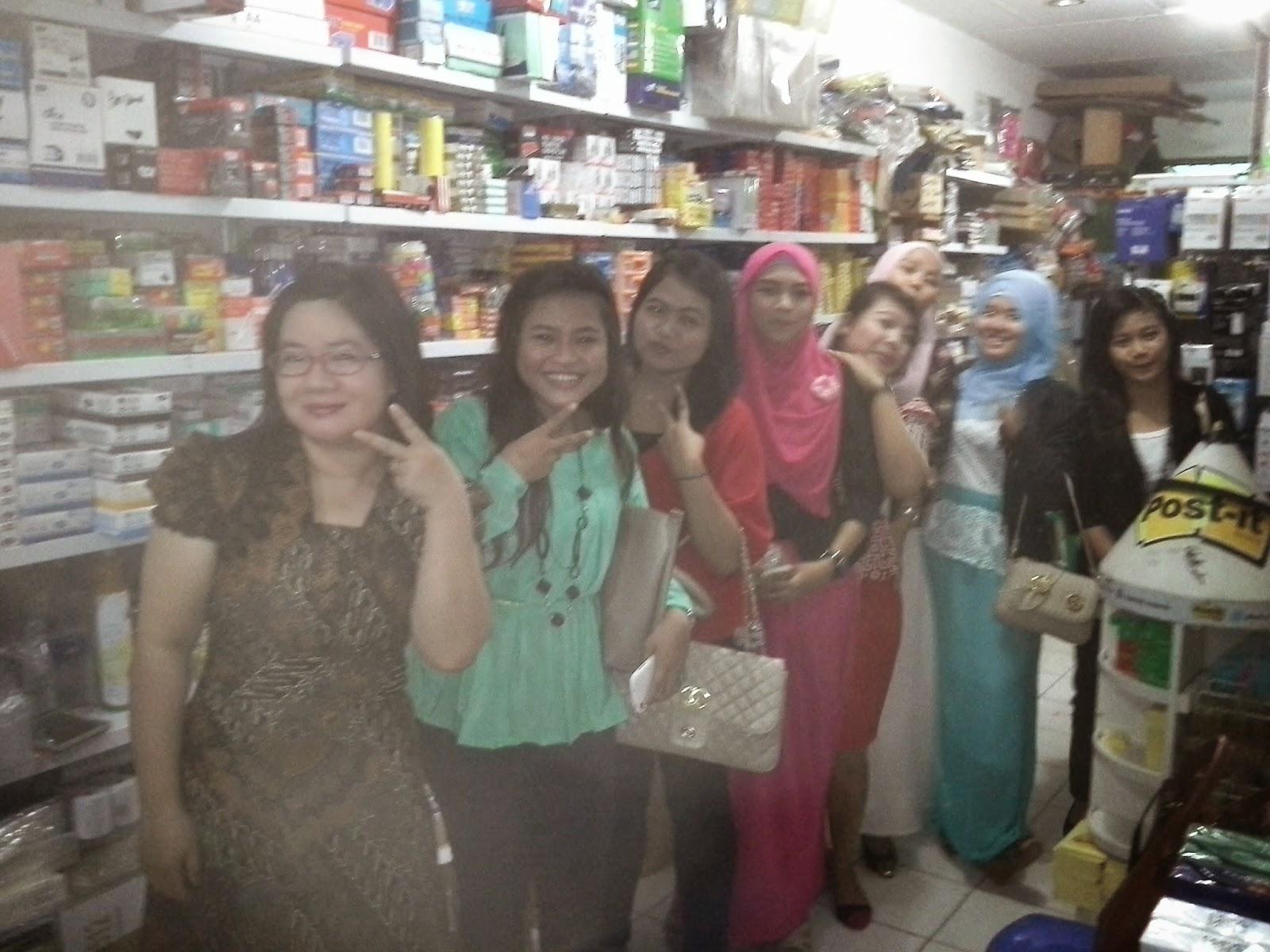 Toko ATK Harga Grosir melayani dengan Ramah dan Bersahabat di Bina Mandiri Stationery - toko alat tulis kantor