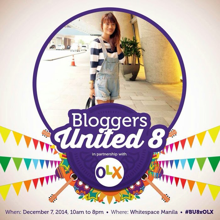 Bloggers United 8 x OLX Holiday Fiesta + Giveaway