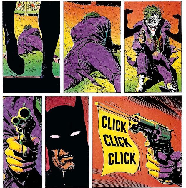 """BATMAN – A PIADA MORTAL – MINHA """"TEORIA"""" SOBRE O """"SENTIDO"""" DA PIADA..."""