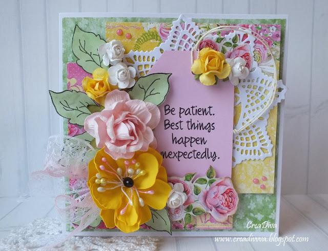 Najlepsze przychodzi znienacka / Best things happen unexpectedly