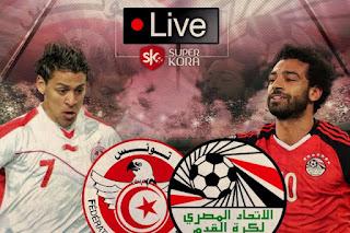 مشاهدة مباراة مصر وتونس مباشر يلا شوت اون لاين اليوم 16-11-2018 تصفيات كأس أمم أفريقيا
