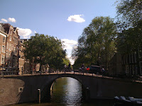 Amsterdam Canal District