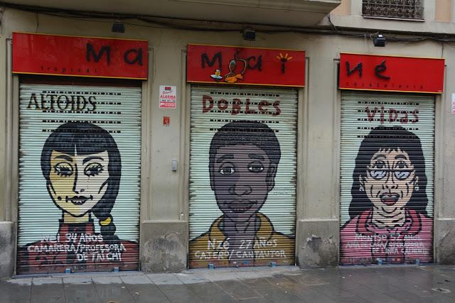 Murals Barcelona