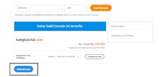 Cek Domain Niagahoster