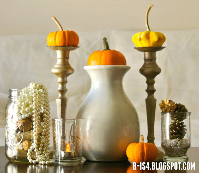 Table Setting, Centerpiece, Thanksgiving Table