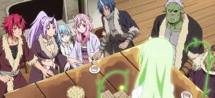 Tensei Shitara Slime Datta Ken Episodio 12