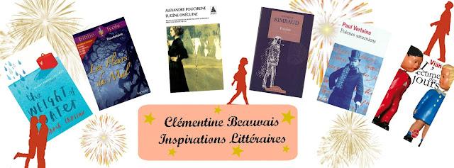 http://etincellesdeplume.blogspot.fr/search/label/Inspirations%20litt%C3%A9raires%20Cl%C3%A9mentine%20Beauvais