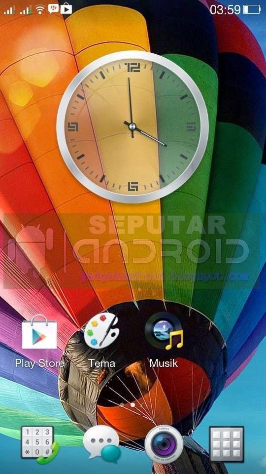 Custom ROM Evercoss A7S Style Oppo ColorOS V3