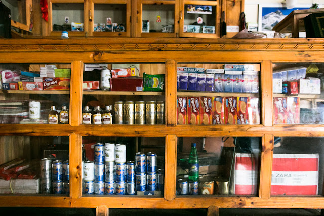 Here, you will get to know what food and drink you can buy at Everest base camp.