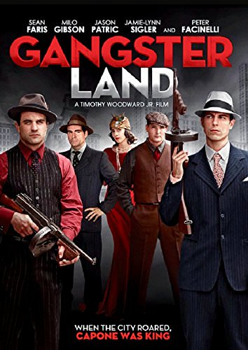Gangster Land 2017 English