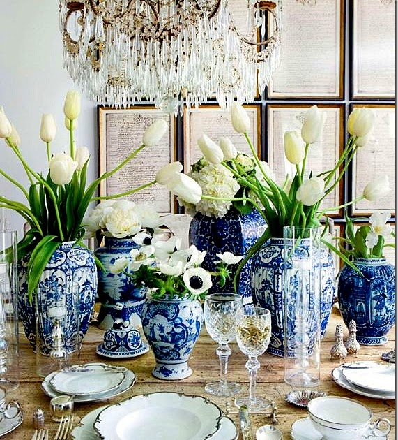 Chic + Glamorous Table Setting Ideas | An Interior Design