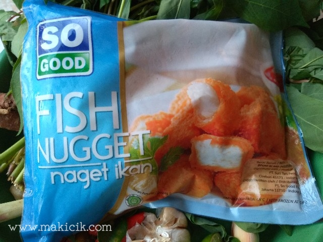 fish nugget so good