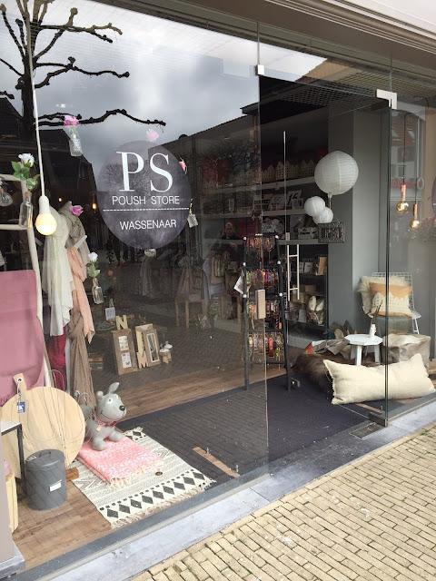 Studio Mojo, Wassenaar, shoppen, winkelen, Poush Store
