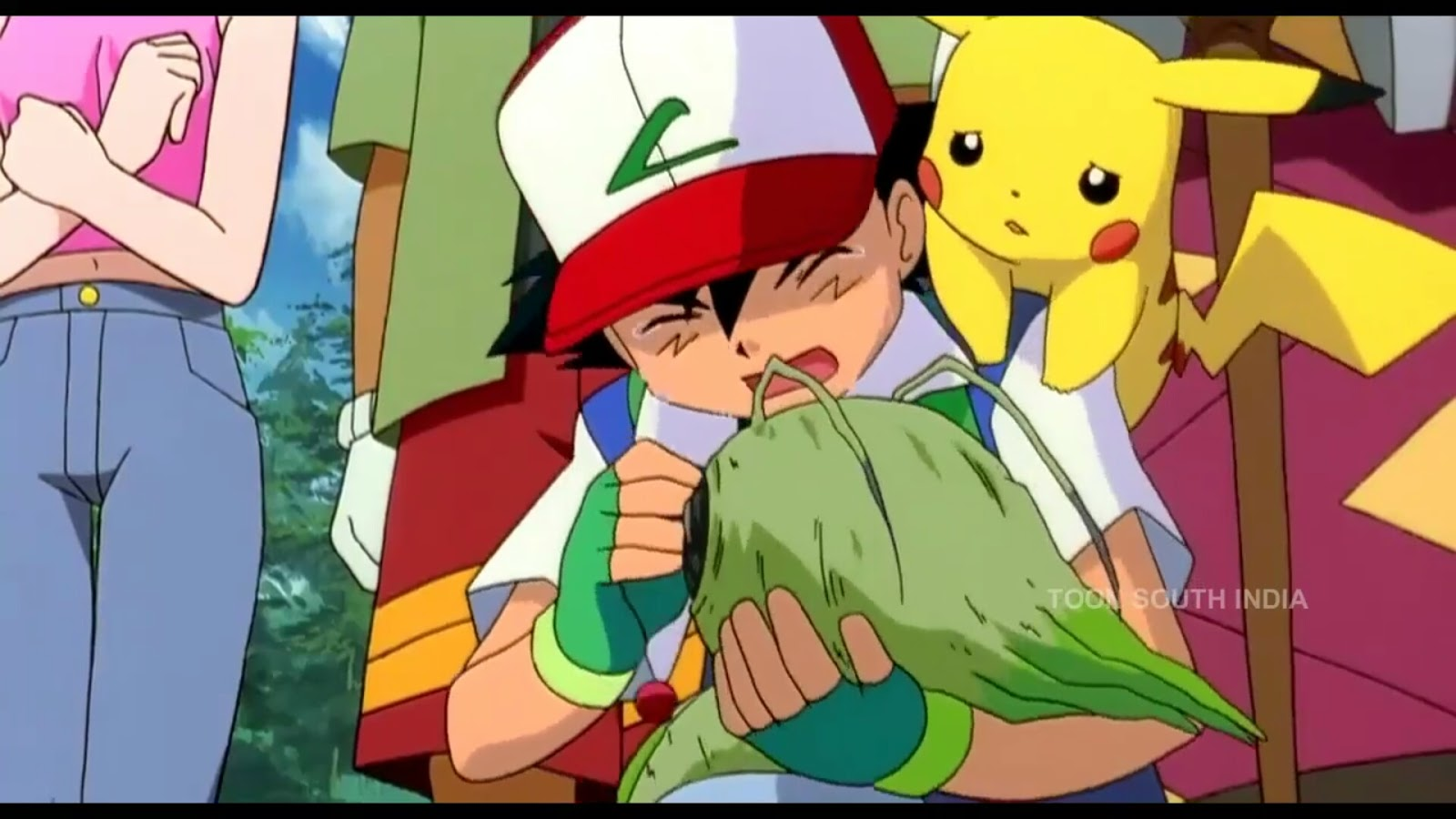 Pokémon 4Ever: Celebi - Voice of the Forest Tamil Dubbed