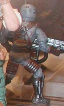 2002 Shock Viper, Unproduced G.I. Joe