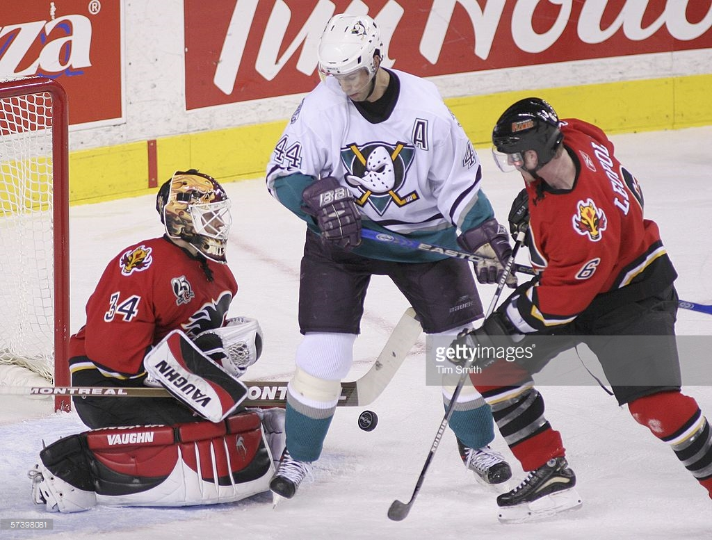 0fb9bb3d88f The memorable sequence began with feisty Darren McCarty barrelling into the  Ducks zone and laying a heavy lick on defenceman Ruslan Salei in the  corner, ...