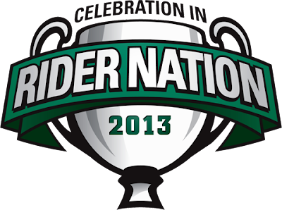 Celebration in Rider Nation!