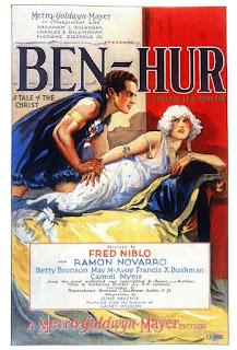 Película Ben Hur - 1925