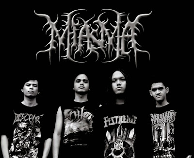 download mp3 Miasma Band Death Metal Jakarta foto personil logo wallpaper reverbnation purevolume twitter facebook youtube