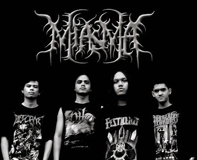 download mp3 Miasma Band Death Metal Jakarta foto personil logo wallpaper reverbnation purevolume twitter facebook youtube