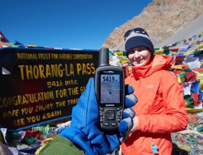 Вокруг Аннапурны, день 13: перевал Торонг-Ла, Непал, Гималаи