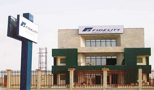 Fidelity Bank Appoints Acting MD Over The Arrest Of MD/CEO