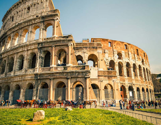 Bangunan Colloseum Yang Amat Terkenal Di Dunia
