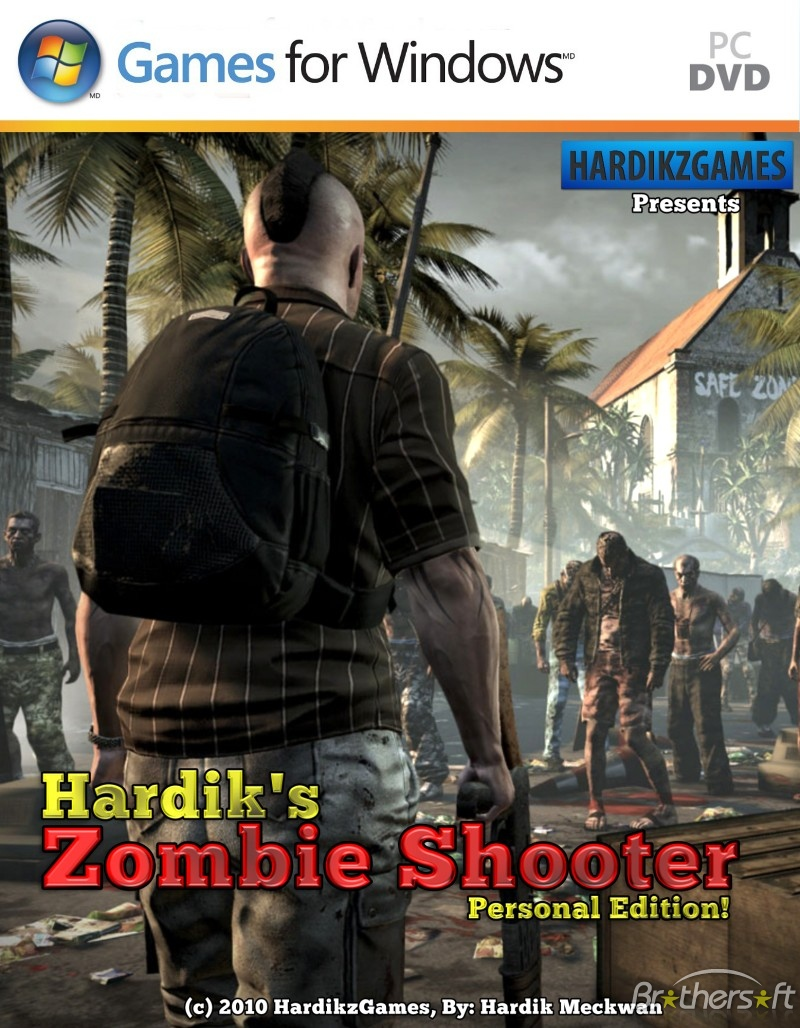 Zombie shooter game free download for pc