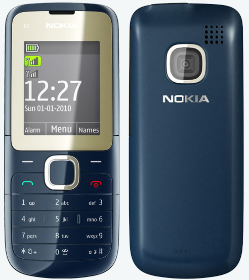 nokia c2 c1 software