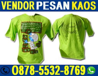 Vendor Pesan Kaos Sablon Event Terbaik di Surabaya
